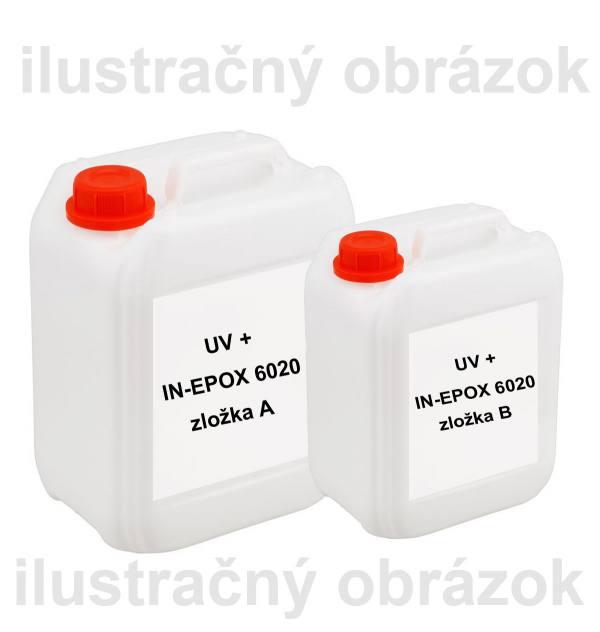 IC 6020 1,5kg - živica pre kamenný koberec UV+