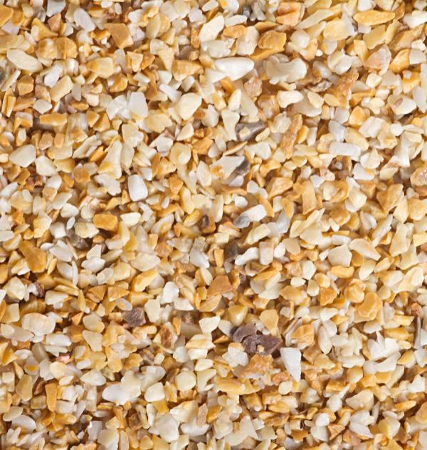Zlto biely strk pre kamienkový koberec, Siena 3-6mm