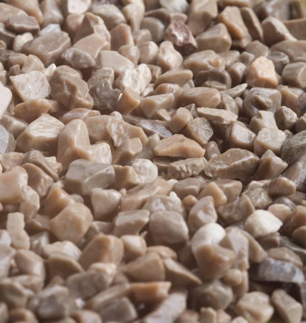 Hnedý kamen pre kamenný koberec Limba rown 4-8mm